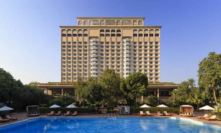Have a virtual tour of Delhi's iconic Taj Mahal Hotel