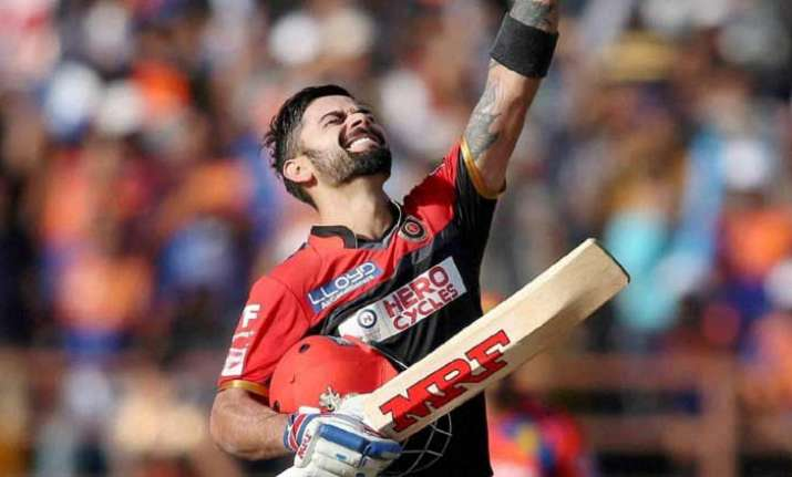 IPL 2017: Virat Kohli becomes most followed IPL cricketer