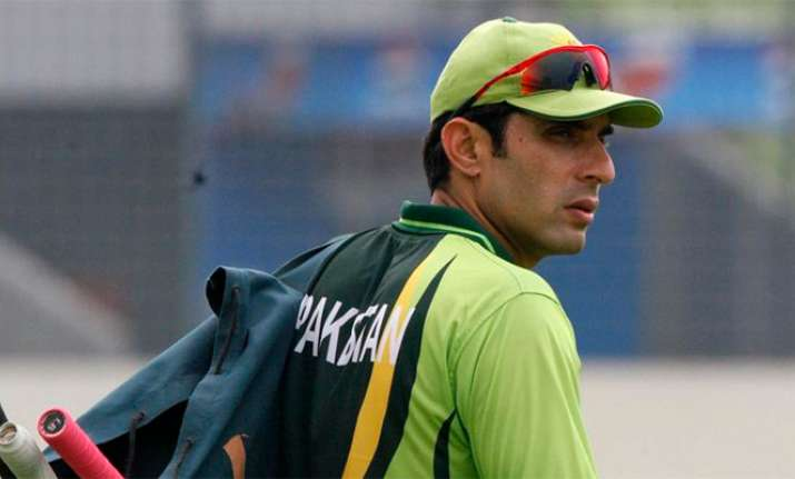 Misbah bids adieu to int'l cricket, regrets not leading