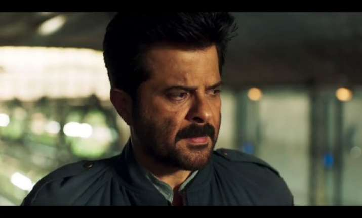 Anil Kapoor makes an action-packed comeback on TV with