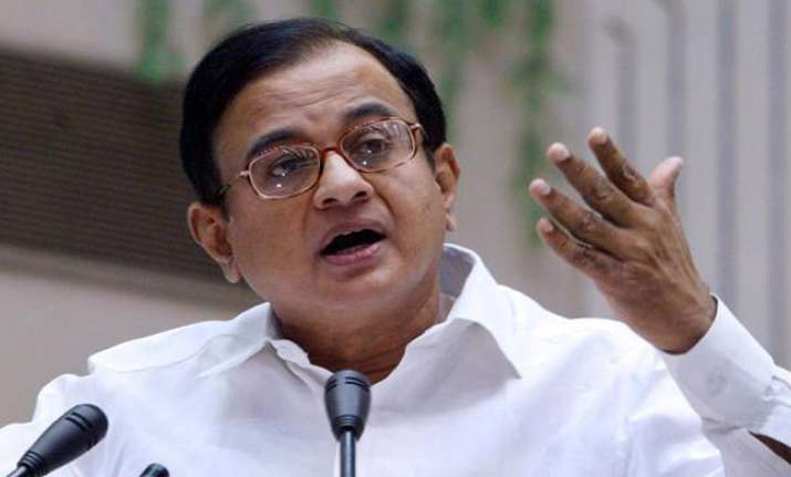 Chidambaram welcomes govt's decision to buy paper trail