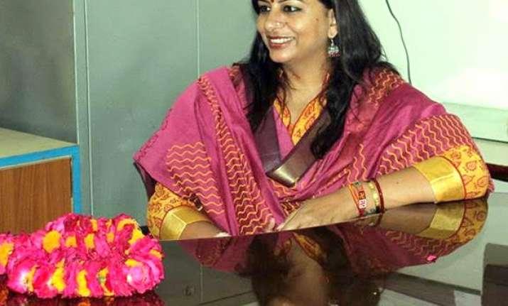 Shweta Singh has resigned from the Samajwadi Party