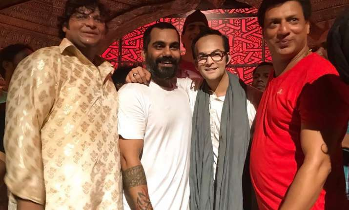 It's a wrap for Indu Sarkar: Neil Nitin Mukesh strikes a