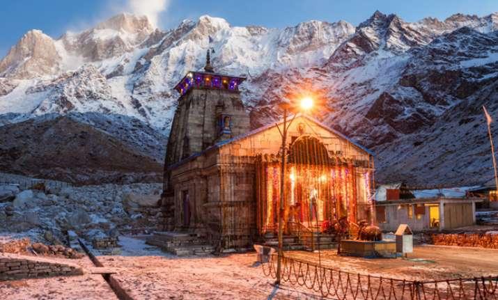 కేదార్నాథ్ ఆలయం తెరుచుకుంది