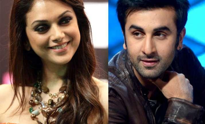 Aditi Rao Hydari says she's a big fan of Ranbir Kapoor