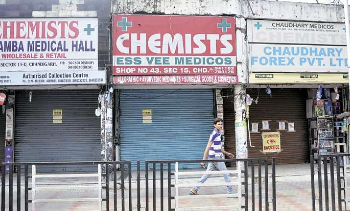 Chemist shops to remain closed today in nationwide strike