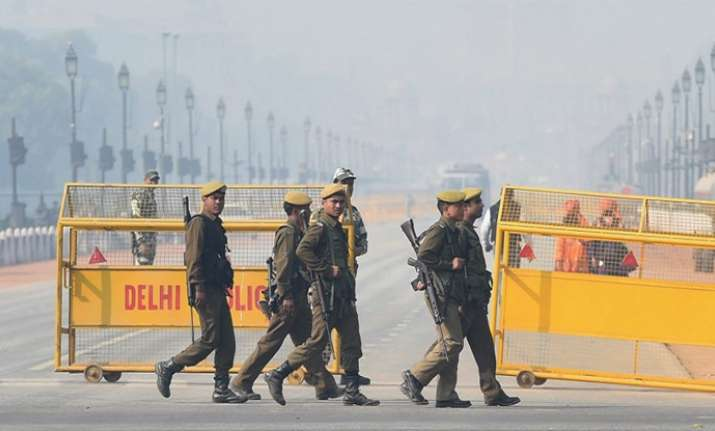 Delhi on high-alert after intel reports of over 20 LeT