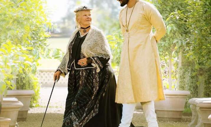 Victoria and Abdul trailer: Ali Faizal and Judi Dench