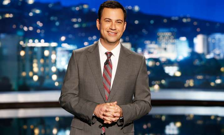 After successful debut, Jimmy Kimmel all set to host 2018