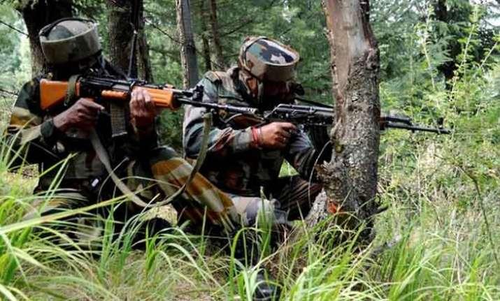 Pakistan violates ceasefire yet again in J&K's Arnia, one