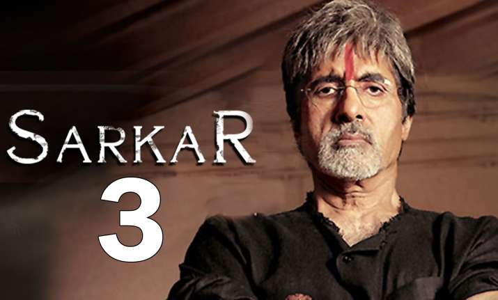 I play angrier man in Sarkar 3, says Amitabh Bachchan, see
