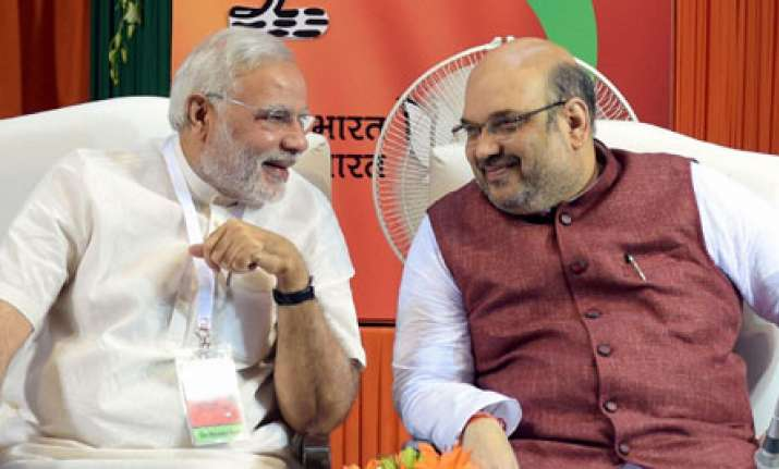 BJP sure of winning presidential poll with at least 54 pc