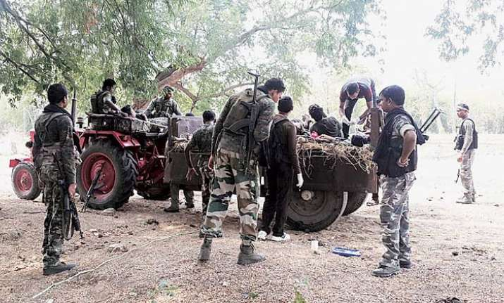 Four Naxals, part of Sukma attack, arrested; 11