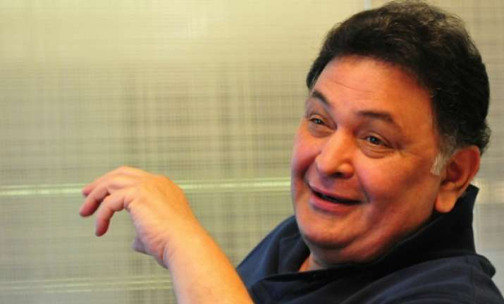 Rishi Kapoor thanks B-town's younger generation for