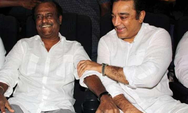 Will Rajinikanth enter politics? Here's what Kamal Haasan