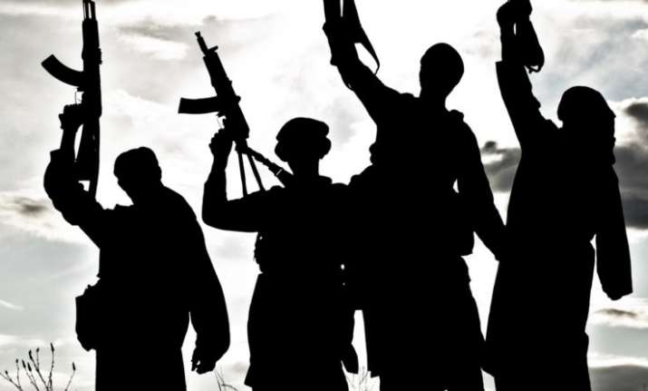 Bank robbery, weapon snatching Kashmir militants' new