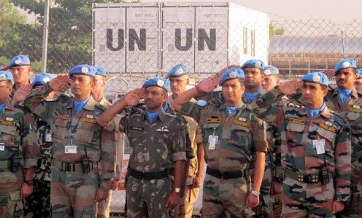 Two Indian peacekeepers to be honored posthumously with