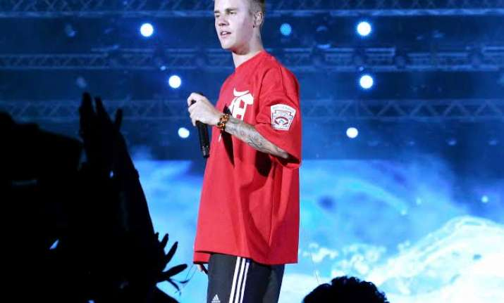 Justin Bieber India concert: Media experience difficulties