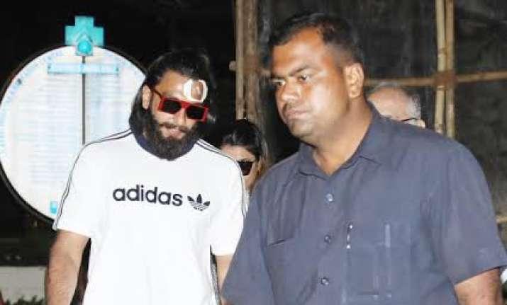 Padmavati: After Sanjay Leela Bhansali assault, Ranveer