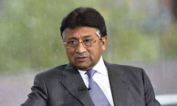 Pervez Musharraf said he decided against it due to fear of