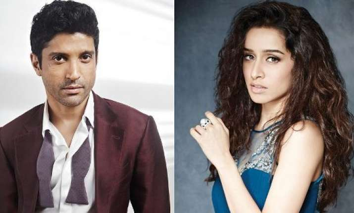 Is Shraddha Kapoor dating Farhan Akhtar? Here's what she
