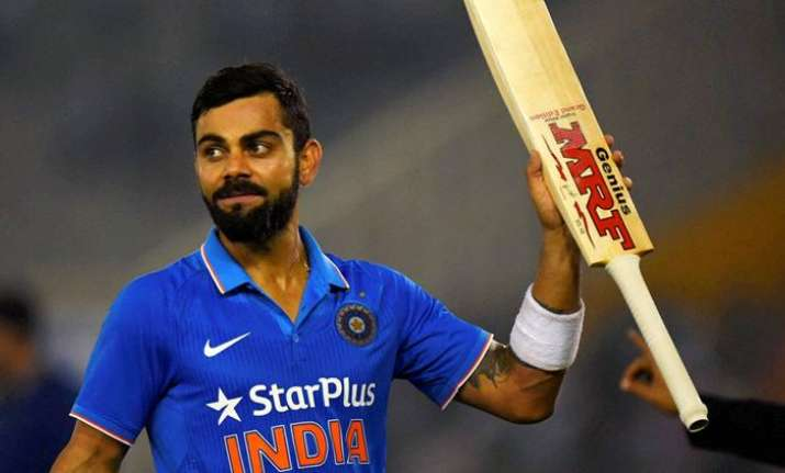 Indian Cricket Team Players: ICC ODI Ranking: Virat Kohli Only Indian Player In Top 10