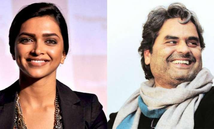 Vishal Bhardwaj says Deepika Padukone is a rare combination