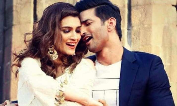 Raabta: Check out Sushant Singh Rajput and Kriti Sanon's