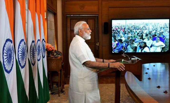 Gift a book, not bouquet, as greeting: PM Modi