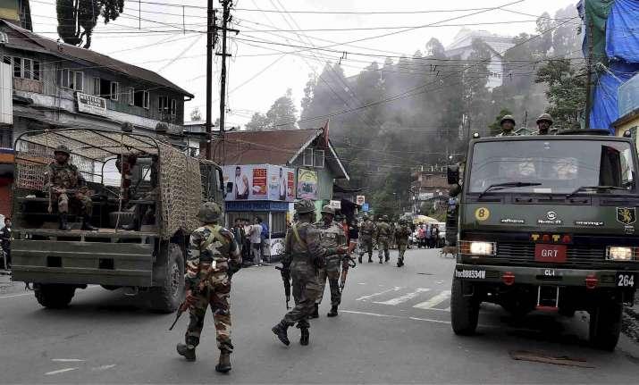 MHA seeks report on Darjeeling after WB govt wants