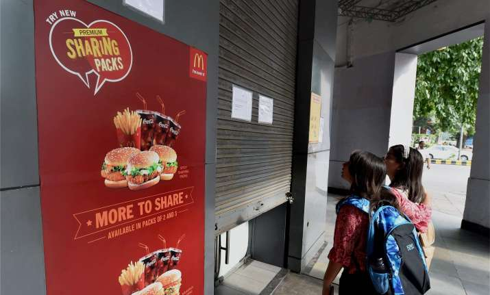 McDonald's terminates franchise agreement for 169 outlets