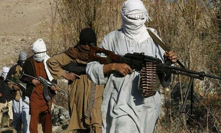 Afghan-oriented militants getting support from Pakistani