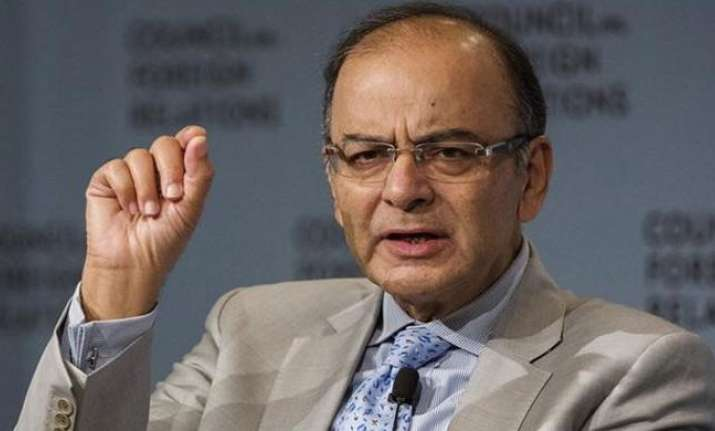 Finance minister Arun Jaitley chaired a meeting to review