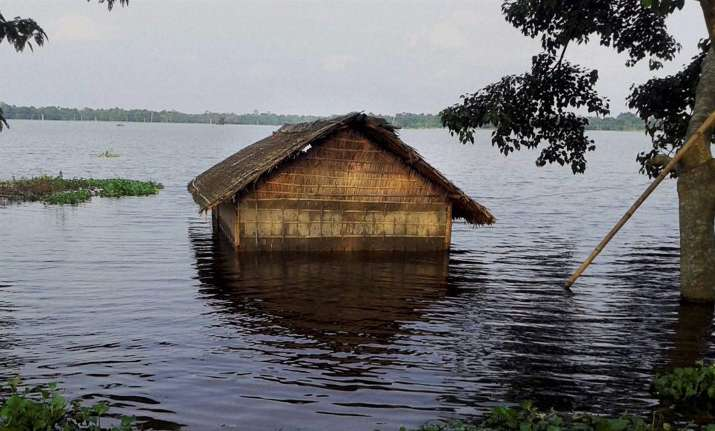 Floods, landslides have affected at least 13,000 people in