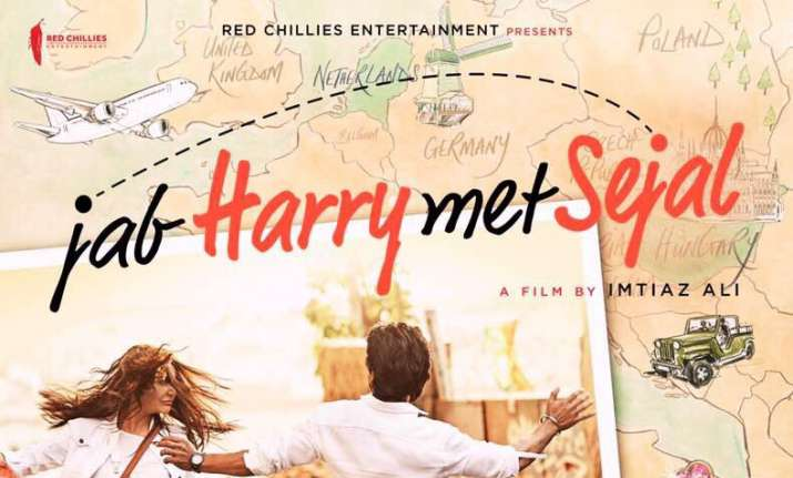 Harry Met Sejal a copy of When Harry Met Sally?