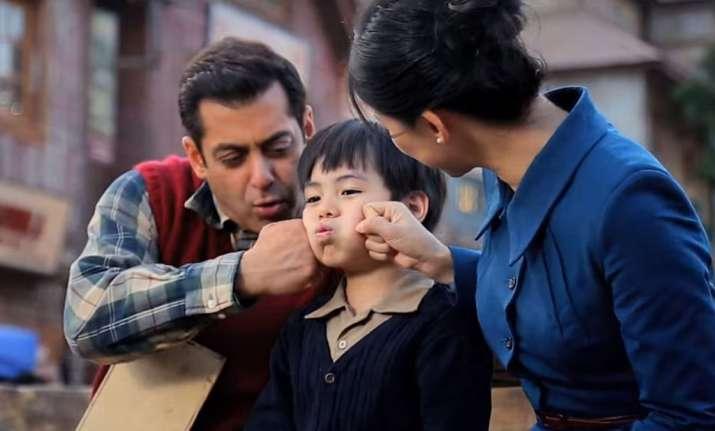 Salman Khan's Tubelight co-star Matin Rey Tangu