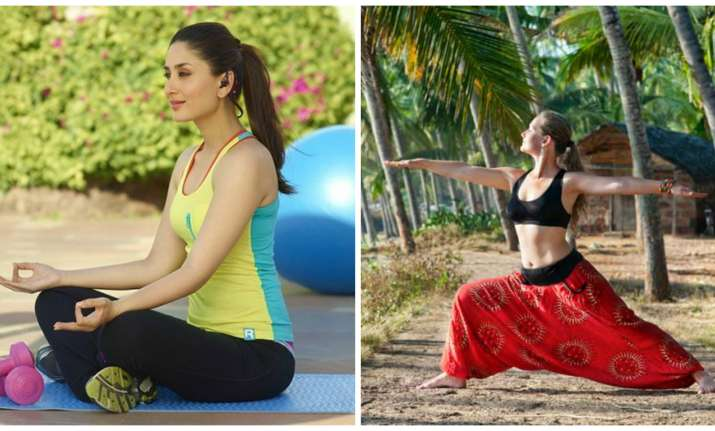 Kareena Kapoor Khan International Yoga Day