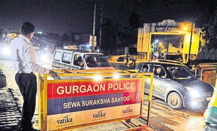 Clueless cops put out sketches of Gurgaon gang rape-murder