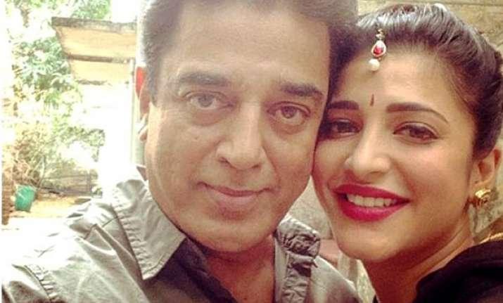 Here's what Kamal Haasan's daughter Shruti has to say