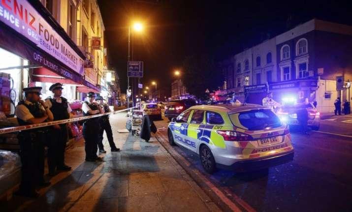 London mosque attacker identified as Darren Osborne