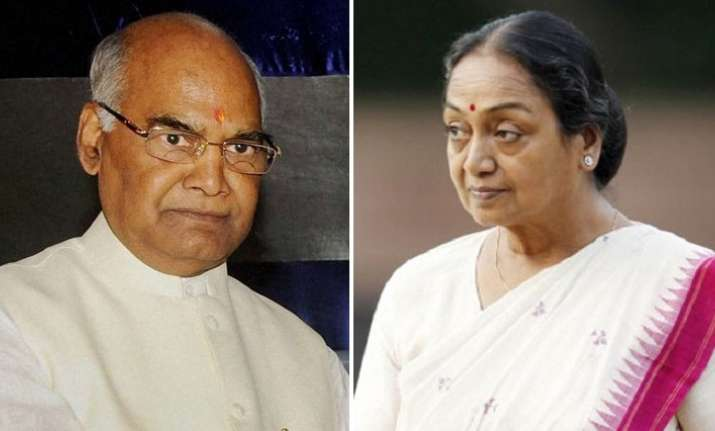 Nominations of Kovind, Meira Kumar found valid
