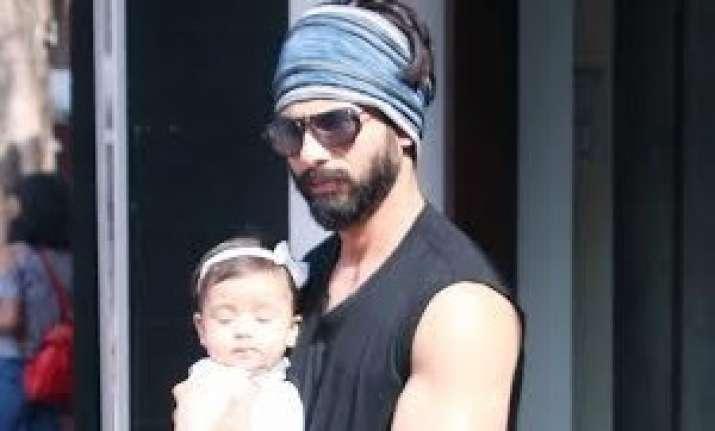 Misha magic: Shahid's little angel learns to clap, Twitter