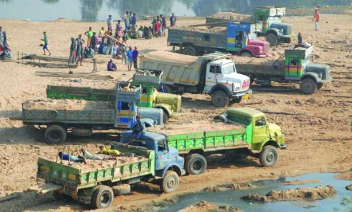 Woman IAS officer in MP claims death threat by sand mining