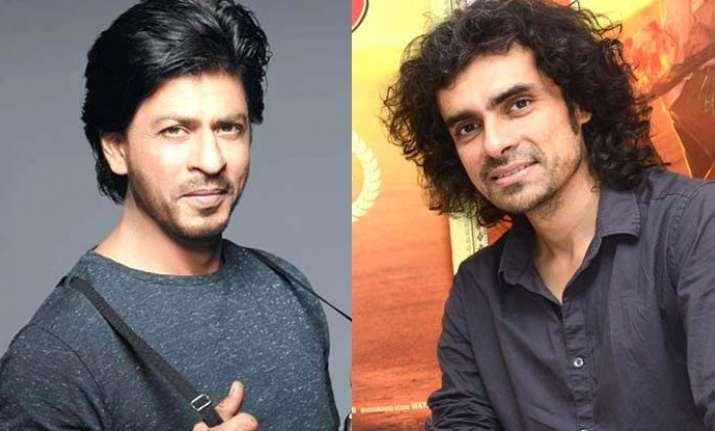 Jab Harry Met Sejal: Shah Rukh Khan says Imtiaz Ali reminds