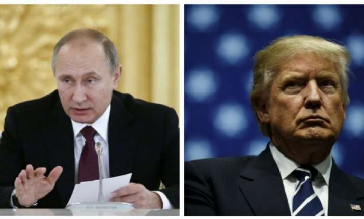Trump eager for big meeting with Russian President Putin;
