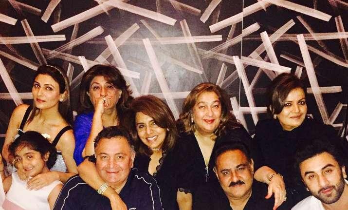 Neetu Kapoor birthday Ranbir Kapoor