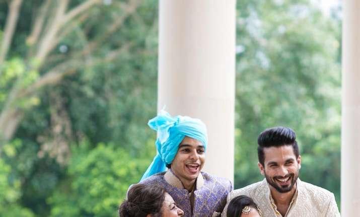 Shahid Kapoor-Mira Rajput second wedding anniversary