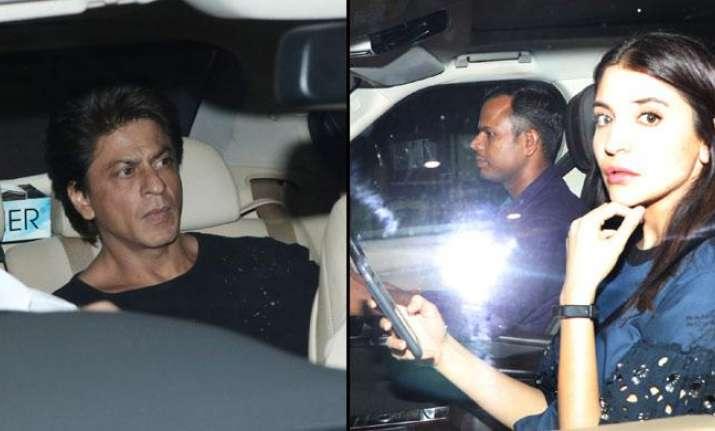 Kapil Sharma faints Shah Rukh Khan and Anushka Sharma leave