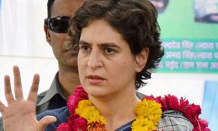 Priyanka Vadra was diagnosed with dengue and is admitted to