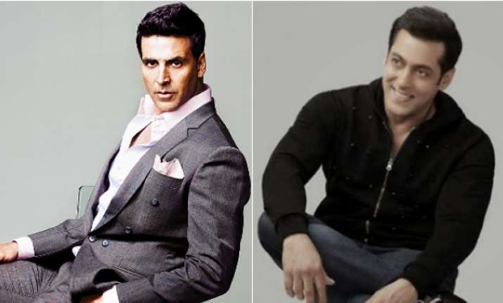 Salman Khan to produce Akshay Kumar's next film?